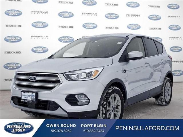 2019 Ford Escape SE (Stk: 19ES05) in Owen Sound - Image 1 of 24