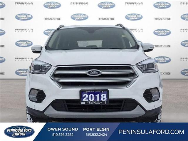 2018 Ford Escape Titanium (Stk: 1695) in Owen Sound - Image 2 of 24
