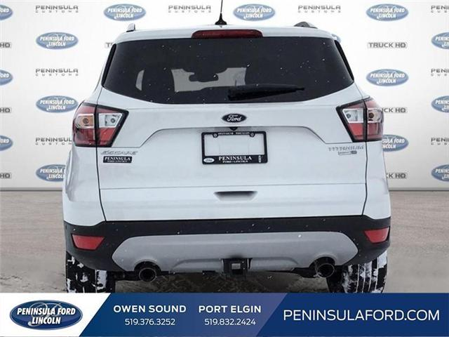 2018 Ford Escape Titanium (Stk: 1695) in Owen Sound - Image 5 of 24