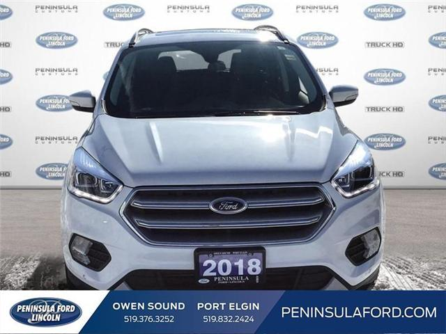2018 Ford Escape Titanium (Stk: 1696) in Owen Sound - Image 2 of 24