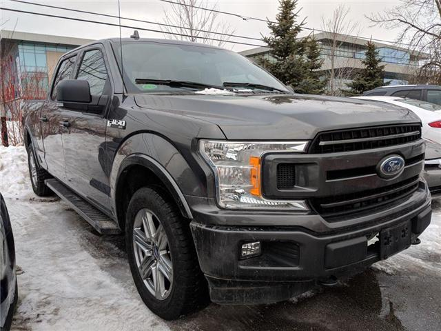 2018 Ford F-150  (Stk: 53074) in Unionville - Image 1 of 1
