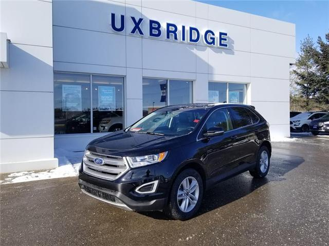 2018 Ford Edge SEL (Stk: P1229) in Uxbridge - Image 1 of 10
