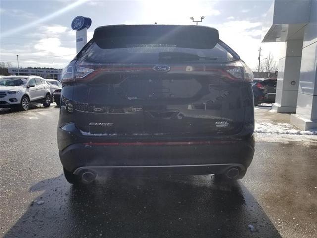 2018 Ford Edge SEL (Stk: P1229) in Uxbridge - Image 5 of 10