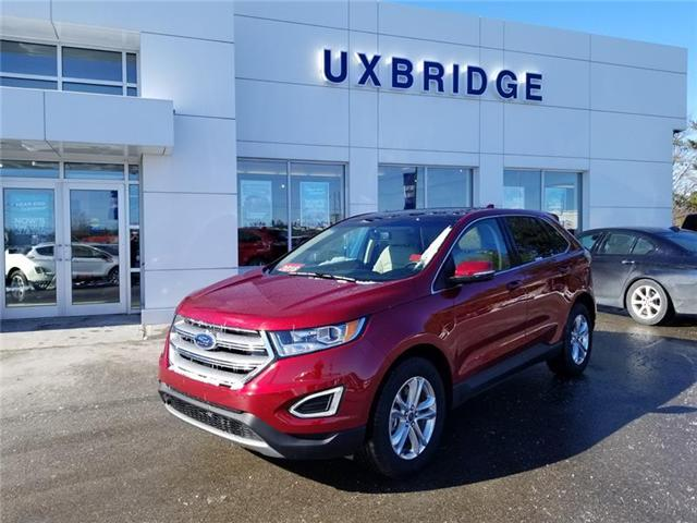 2018 Ford Edge SEL (Stk: P1231) in Uxbridge - Image 1 of 8