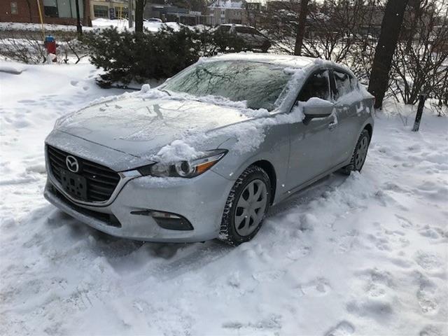2018 Mazda Mazda3 GX (Stk: P0362A) in Richmond Hill - Image 1 of 1