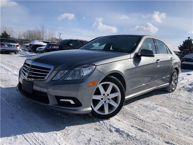 2010 Mercedes-Benz E-Class Base (Stk: 38592B) in Kitchener - Image 1 of 15