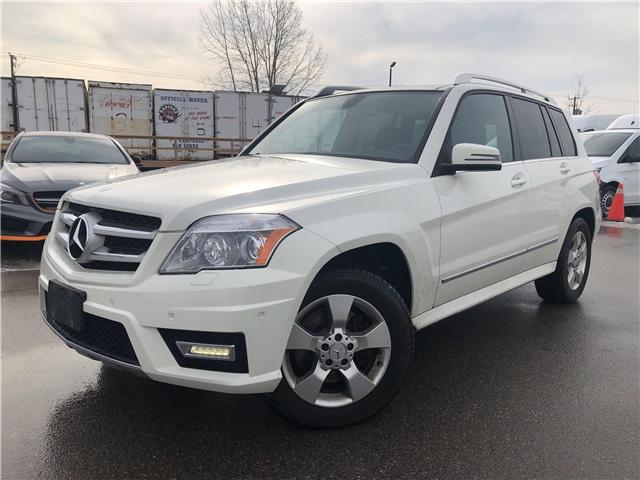 2012 Mercedes-Benz Glk-Class Base (Stk: 38746A) in Kitchener - Image 1 of 10