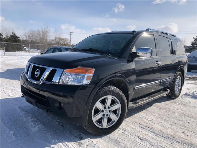 2010 Nissan Armada Platinum Edition (Stk: 38779A) in Kitchener - Image 1 of 19