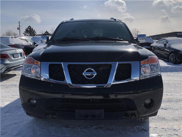 2010 Nissan Armada Platinum Edition (Stk: 38779A) in Kitchener - Image 2 of 19