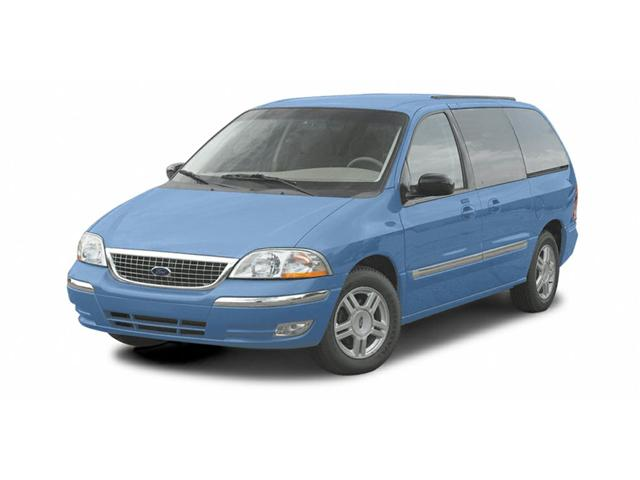 2003 Ford Windstar Sport (Stk: P341) in Brandon - Image 1 of 1