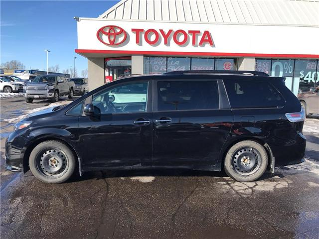 2017 Toyota Sienna  (Stk: P0054630) in Cambridge - Image 1 of 11
