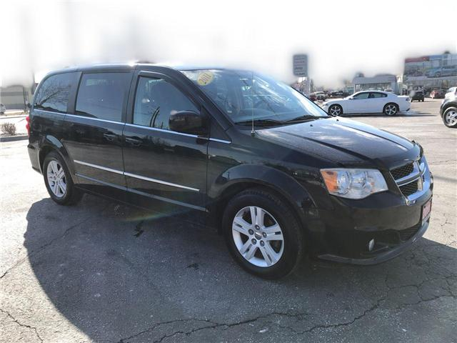 2011 Dodge Grand Caravan Crew (Stk: 44685B) in Windsor - Image 1 of 12