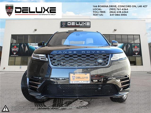 2018 Land Rover Range Rover Velar D180 SE R-Dynamic (Stk: D0536) in Concord - Image 2 of 23