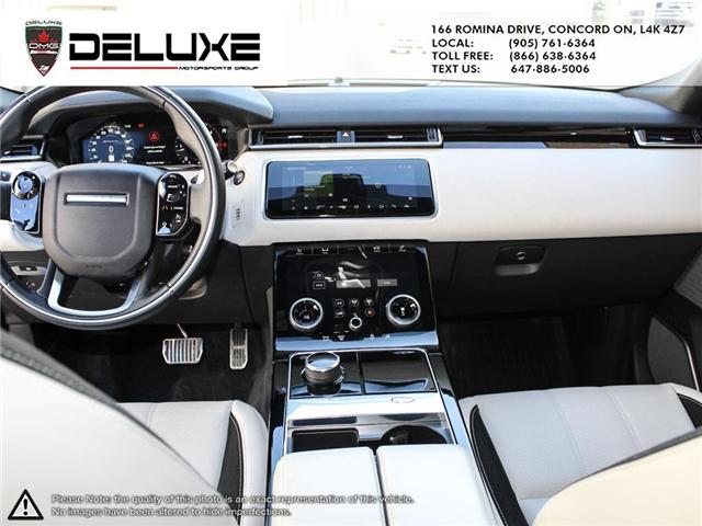 2018 Land Rover Range Rover Velar D180 SE R-Dynamic (Stk: D0536) in Concord - Image 11 of 23