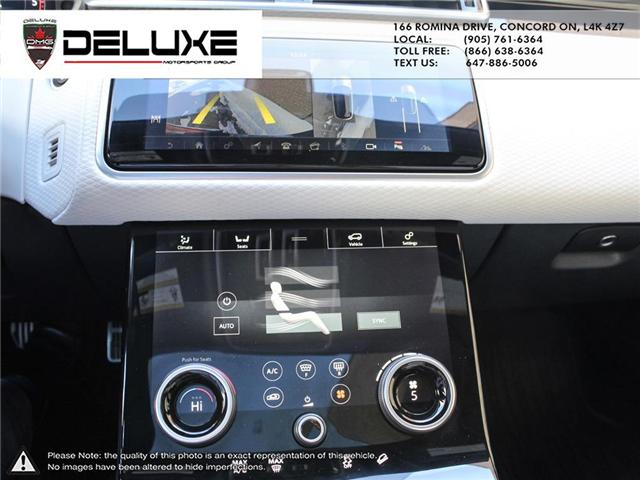 2018 Land Rover Range Rover Velar D180 SE R-Dynamic (Stk: D0536) in Concord - Image 23 of 23
