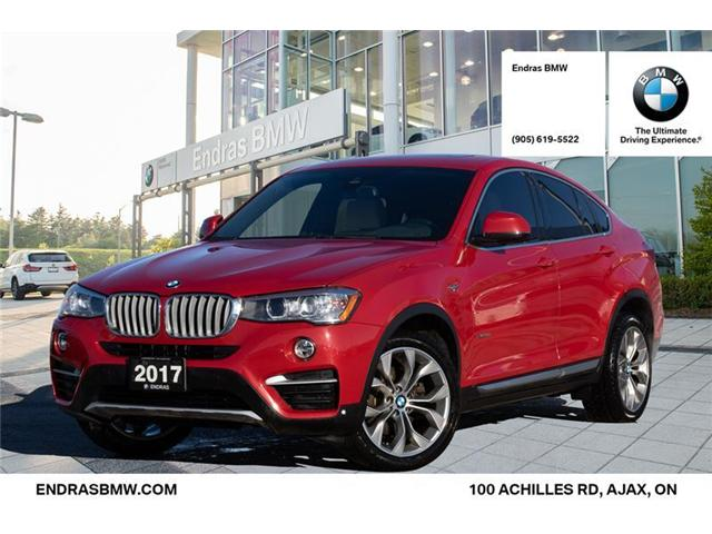 2017 BMW X4 xDrive28i (Stk: P5673A) in Ajax - Image 1 of 21