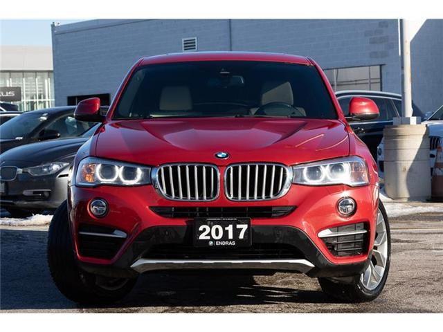 2017 BMW X4 xDrive28i (Stk: P5673A) in Ajax - Image 2 of 21