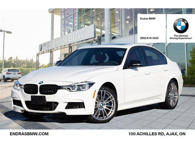 2018 BMW 340i xDrive (Stk: P5771) in Ajax - Image 1 of 21