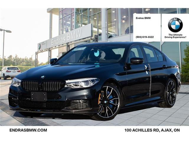 2019 BMW 540i xDrive (Stk: 52477) in Ajax - Image 1 of 22
