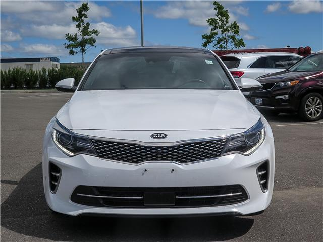 2016 Kia Optima SXL Turbo (Stk: 6323P) in Scarborough - Image 2 of 26