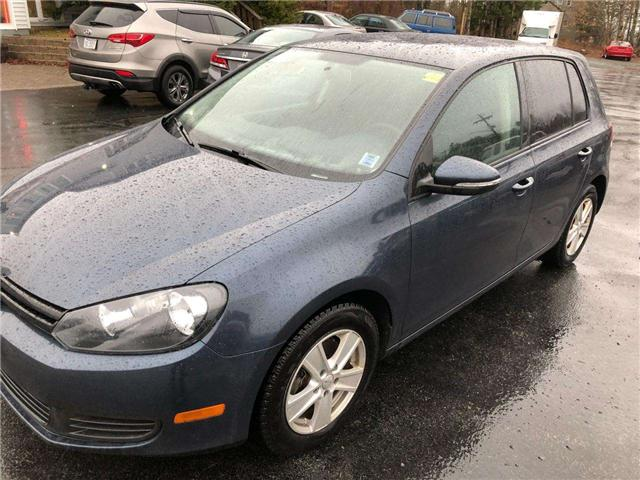 2013 Volkswagen Golf 2.5L Comfortline (Stk: 106556) in Truro - Image 1 of 6