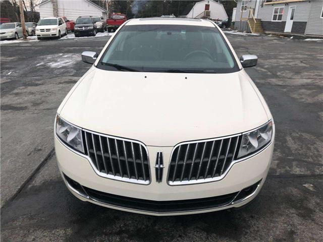 2012 Lincoln MKZ Base (Stk: 804269) in Truro - Image 2 of 6