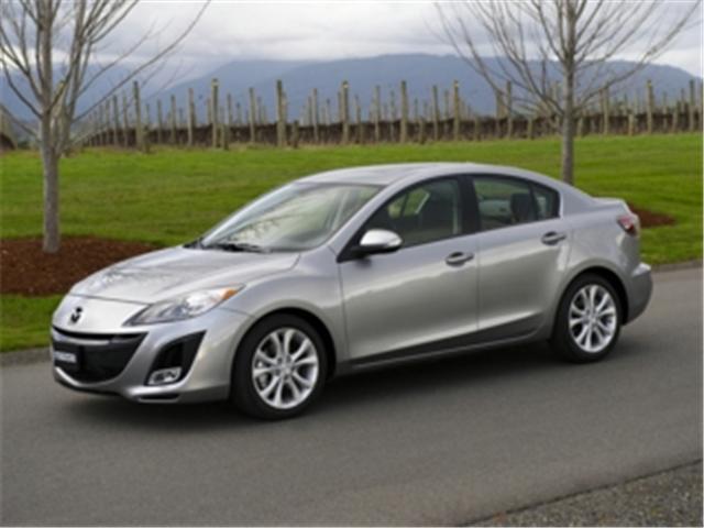 2011 Mazda Mazda3 GX (Stk: 366425) in Truro - Image 1 of 9