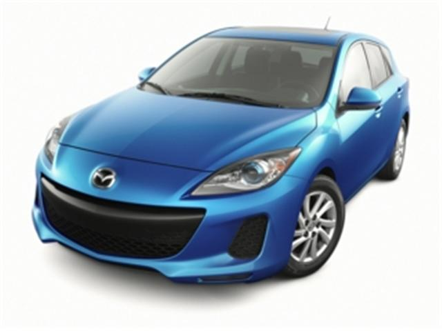 2013 Mazda Mazda3 GX (Stk: 731948) in Truro - Image 1 of 10