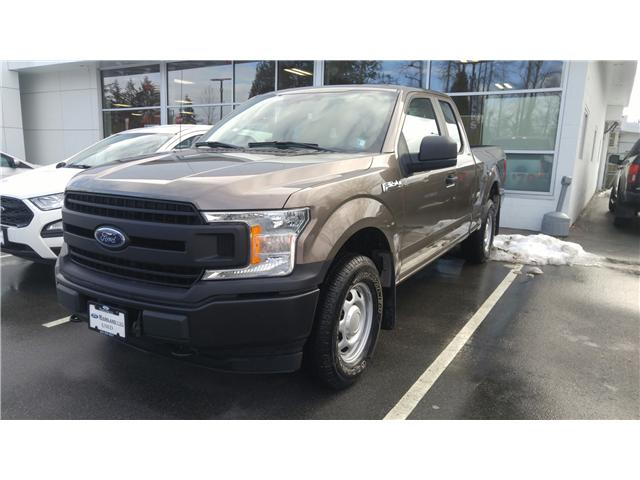 2018 Ford F-150 XL (Stk: ) in Surrey - Image 1 of 1