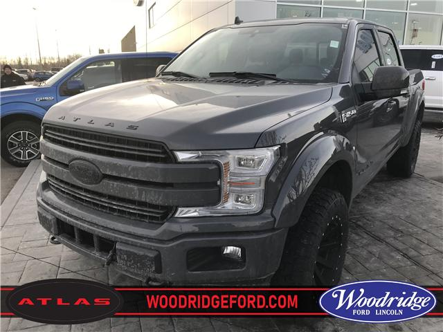 2018 Ford F-150 Lariat (Stk: J-2199) in Calgary - Image 1 of 5