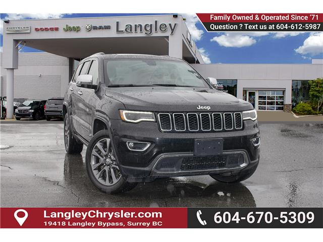 2018 Jeep Grand Cherokee Limited (Stk: EE901160) in Surrey - Image 1 of 22