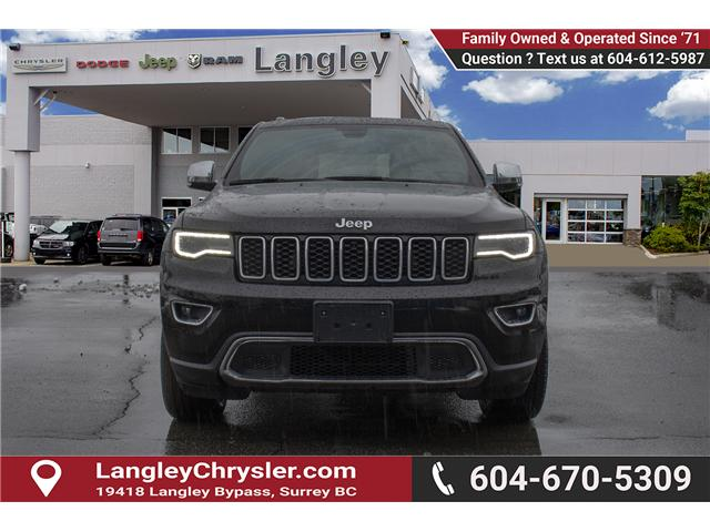 2018 Jeep Grand Cherokee Limited (Stk: EE901160) in Surrey - Image 2 of 22