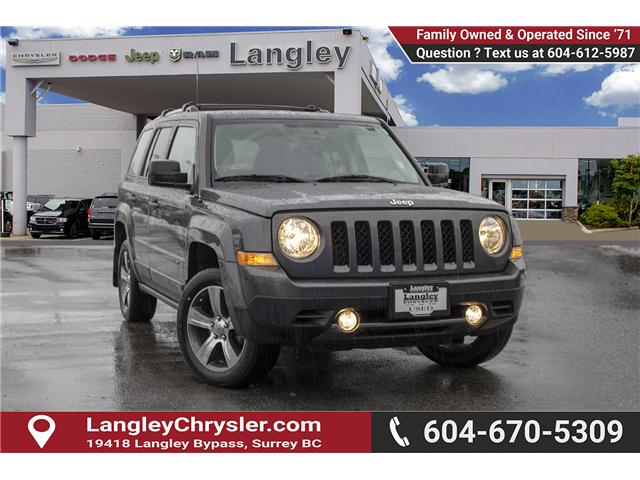 2016 Jeep Patriot Sport/North (Stk: J493403A) in Surrey - Image 1 of 23