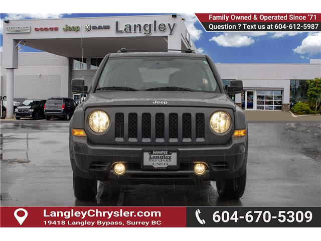 2016 Jeep Patriot Sport/North (Stk: J493403A) in Surrey - Image 2 of 23