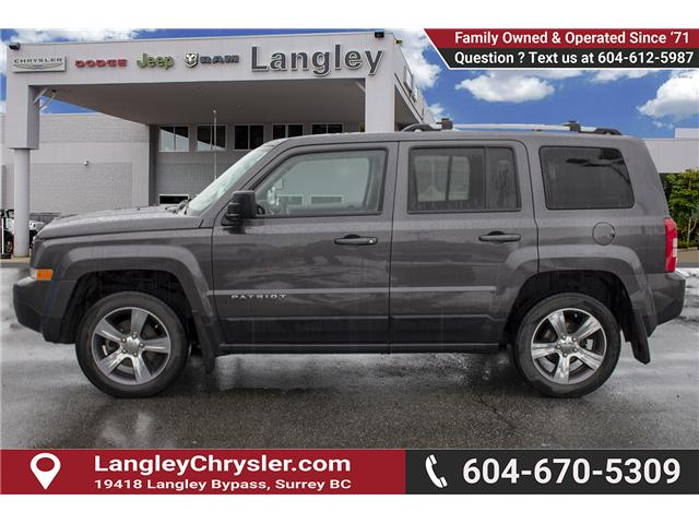 2016 Jeep Patriot Sport/North (Stk: J493403A) in Surrey - Image 4 of 23