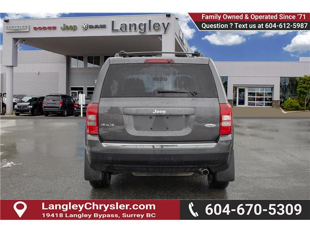 2016 Jeep Patriot Sport/North (Stk: J493403A) in Surrey - Image 5 of 23
