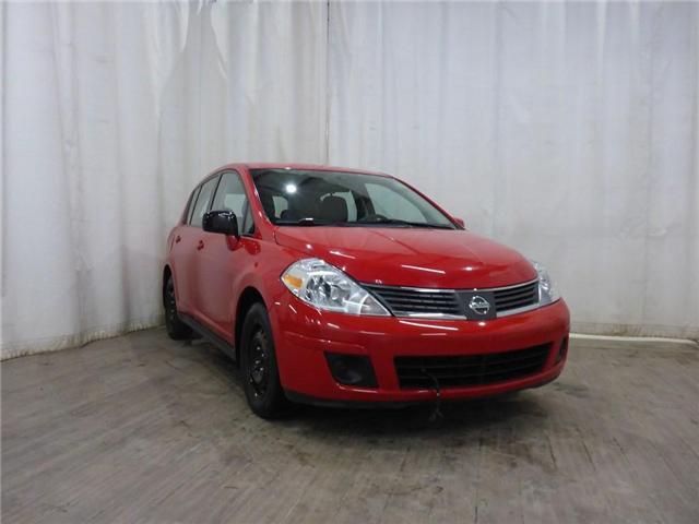 2008 Nissan Versa 1.8SL (Stk: 19021333) in Calgary - Image 1 of 23