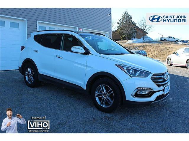 2017 Hyundai Santa Fe Sport  (Stk: U2039) in Saint John - Image 1 of 24