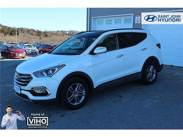 2017 Hyundai Santa Fe Sport  (Stk: U2039) in Saint John - Image 2 of 24