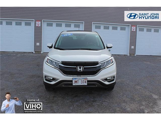 2016 Honda CR-V EX (Stk: u2051) in Saint John - Image 2 of 21