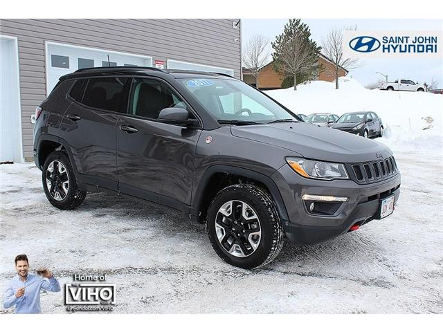 2017 Jeep Compass Trailhawk (Stk: 96598A) in Saint John - Image 1 of 22