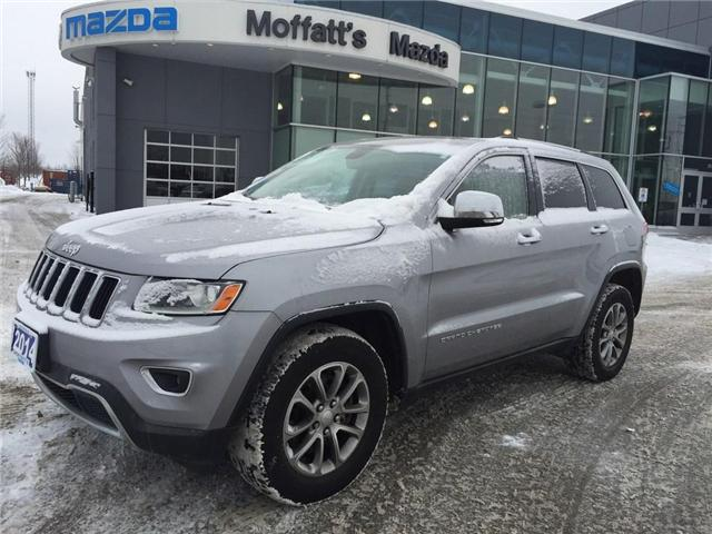 2014 Jeep Grand Cherokee Limited (Stk: 26771) in Barrie - Image 1 of 21