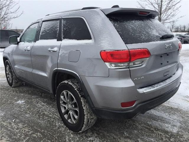 2014 Jeep Grand Cherokee Limited (Stk: 26771) in Barrie - Image 2 of 21