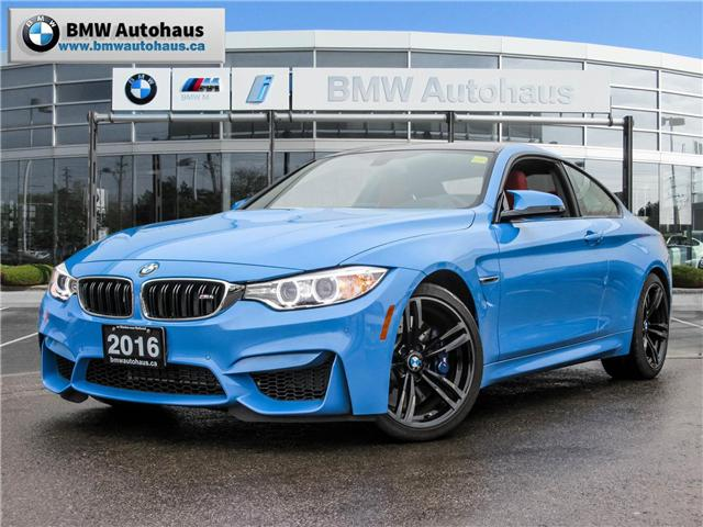 2016 BMW M4 Base (Stk: 19142A) in Thornhill - Image 1 of 28