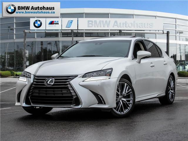 2016 Lexus GS 350 Base (Stk: P8595A) in Thornhill - Image 1 of 34