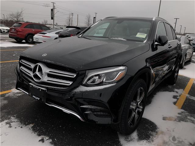 2019 Mercedes-Benz GLC 300 Base (Stk: 38713) in Kitchener - Image 1 of 5