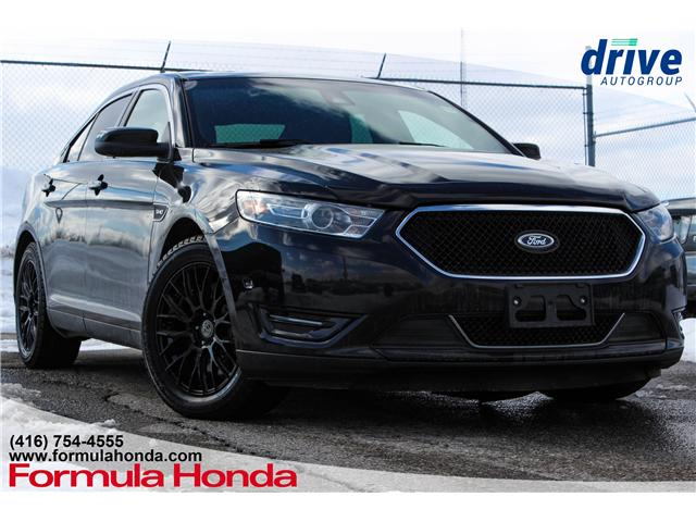 2015 Ford Taurus SHO (Stk: 19-0731A) in Scarborough - Image 1 of 20