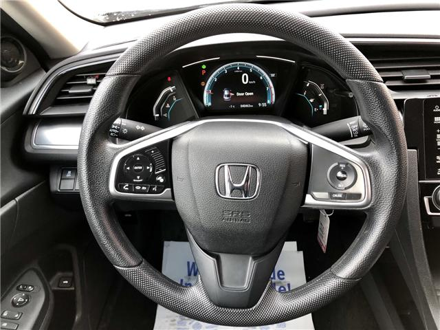 2017 Honda Civic LX (Stk: 023055) in Toronto - Image 13 of 14