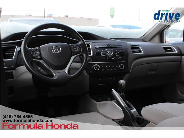 2015 Honda Civic LX (Stk: B10588A) in Scarborough - Image 2 of 15
