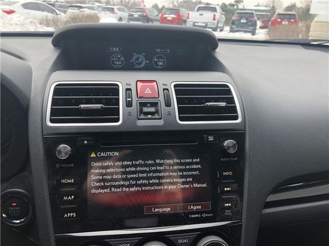 2018 Subaru WRX STI  (Stk: P1702) in Whitchurch-Stouffville - Image 5 of 9